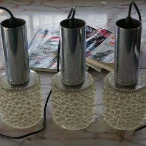 chroom-barlampjes